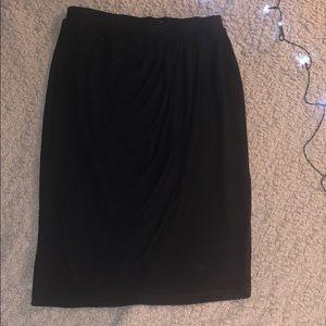 Ladies black skirt # A30